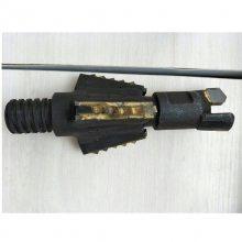 阜阳小型打过道眼设备供货商;电打火横向钻孔机,电力施工小型水钻过路钻孔机 洪涛