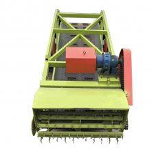 新款自走青贮取料机 适用于多种青贮窖的伸缩式取料车
