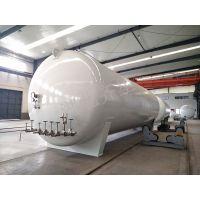 实拍LNG储罐图片湖北齐星产品供应