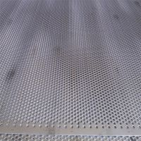 镀锌板圆孔网板@写字楼装饰网孔板@济南市装饰板生产厂家