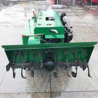 佳鑫可以装备旋耕犁除草机的履带自走式开沟机 果园颗粒施肥机视频