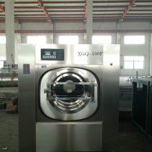 酒店宾馆布草洗涤设备厂家_荷涤专业制造洗衣房设备