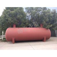 LPG地下储罐地埋式卧式储罐液化气罐湖北齐星定制出口