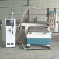 双工位四工序木工开料机|气动换刀木工加工中心|天马开料机