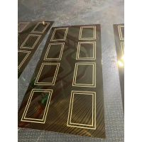 304不锈钢板 304不锈钢镀铜板 温州电镀加工 专业水镀