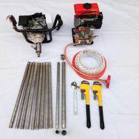 地质勘探手持式钻机 背包式岩心钻机 岩层取样钻探机