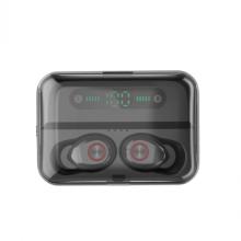 TWS无线蓝牙5.0耳机 外观新颖 超富科技感 年轻人的选择 可给手机充电的电仓