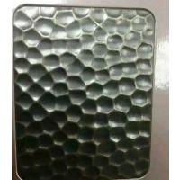彩色不锈钢 酒店大堂电梯花纹板 304不锈钢黑金镜面蚀刻板