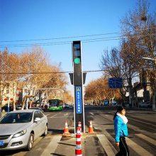 临汾交通信号灯- 绿时代光电定制生产-太阳能交通信号灯