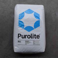 英国漂莱特C150大孔聚苯乙烯凝结水钠型离子交换树脂25L/包