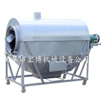 电加热滚筒炒货机 加工定制大型炒货机 炒花生瓜子机器
