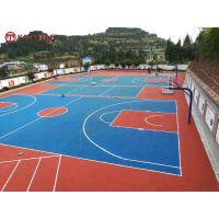 常德小区中心篮球场地坪翻新-武陵学校硅PU球场施工标准