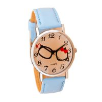 外贸跨境厂家供应新款创意礼品卡通时尚皮带手表
