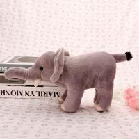 毛绒小象公仔定制 卡通公仔迪士尼毛绒玩具批发 厂家直销玩偶定做 生日礼物玩具刻字定做
