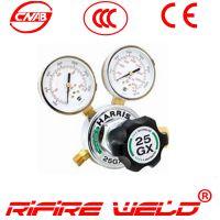 大量供应Vtech FCR-209 氩气流量计 氧气减压器双出气氮气减压器