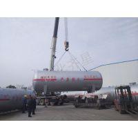 100m3液化气储罐DN3100充装40吨LPG