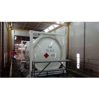 LPG罐箱车载液化气罐式集装箱湖北齐星定制出口