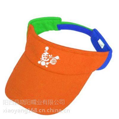 鸭舌帽子 太阳帽帽子 广告帽子 空顶帽子 专业帽子工厂 阳西县晓阳帽厂