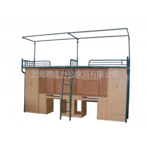 供应上海恩隆专业生产上海钢制公寓床,上海学校双层床,上海高低床厂家。
