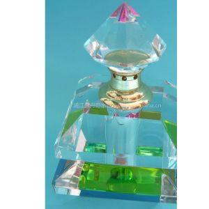 供应水晶汽车香水瓶