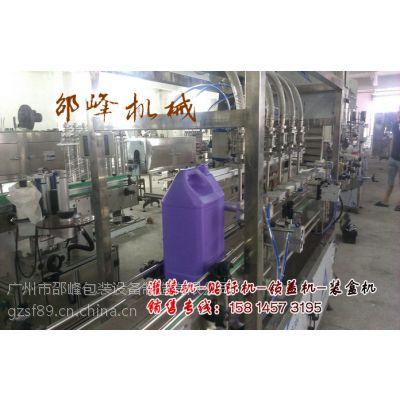 柴油车尾气处理液自动灌装机--尿素溶液灌装机-车用尿素液自动灌装机-