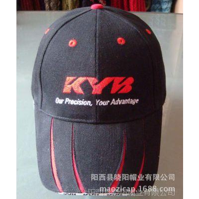 帽子厂家供应brush cotton cap纯棉磨毛棒球帽 外贸出口鸭舌帽子