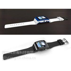 供应AiL爱流浪品牌 新品智能蓝牙手表手机 三星苹果蓝牙 手表手机
