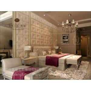 【酒店软包床头】供应75不同材质的软包背景墙其吸音效果的区别|郑州软包背景墙价格