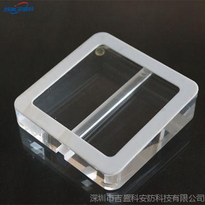 小米华为 通用型平板电脑展示底座 方形平板防盗支架 iPad展示