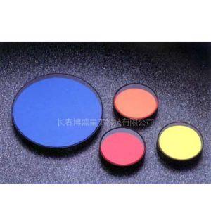 供应红光绿光带通截止滤光片滤色片/长春博盛量子