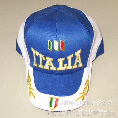 供应外贸工厂生产加工定制纯棉绣花帽子 一等品质量 出口棒球帽鸭舌帽