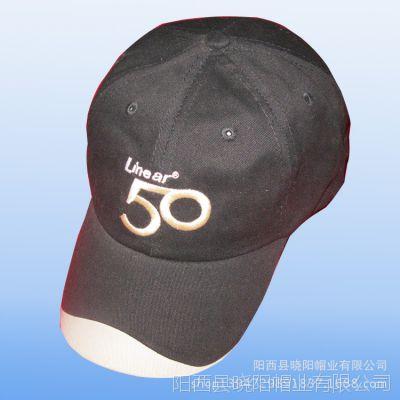 供应斜纹布鸭舌帽 运动帽 高尔夫帽子 棒球帽 专业运动帽子厂家
