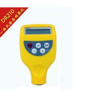 供应漆膜厚度测量仪价格,选择东儒漆膜测厚度仪DR210符合国家参数标准请放心使用手册,