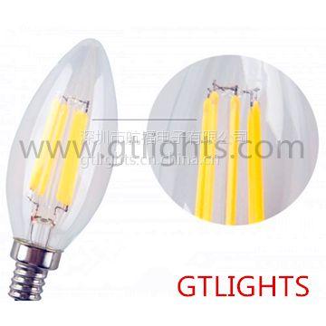 批发led灯丝灯泡2W led灯丝灯 GTLIGHTS-复古爱迪生钨丝灯饰光源