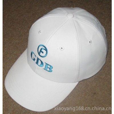 供应广州帽厂专业生产订制运动帽高尔夫帽子
