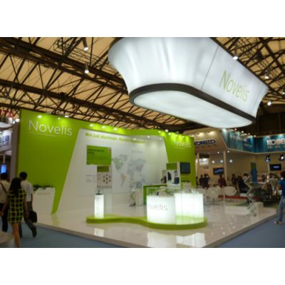 上海展览会设计展台搭建公司哪家好