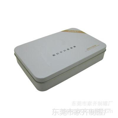 广东密封食品铁盒包装 糖果铁盒订做生产厂家 饼干铁盒可开模加工