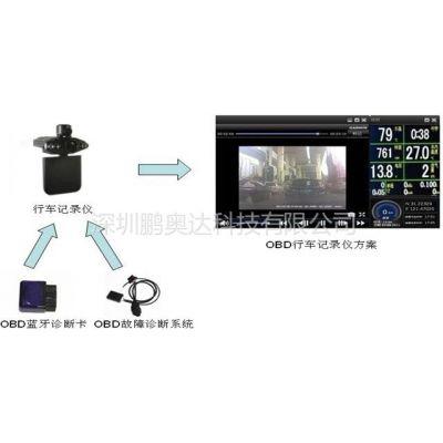 供应OBD行车记录仪方案