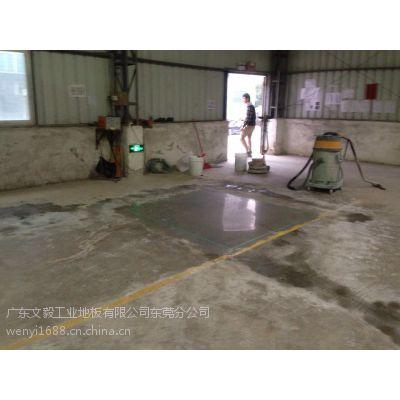 梅县水泥地起灰处理+厂房地面翻新+水泥地晶面处理