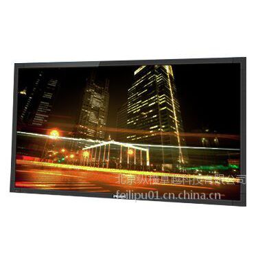 飞利浦 (PHILIPS) BDL5535QD 55英寸LED背光全高清商用显示器 黑色