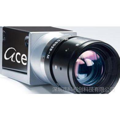 Basler高清工业摄像头选型指南