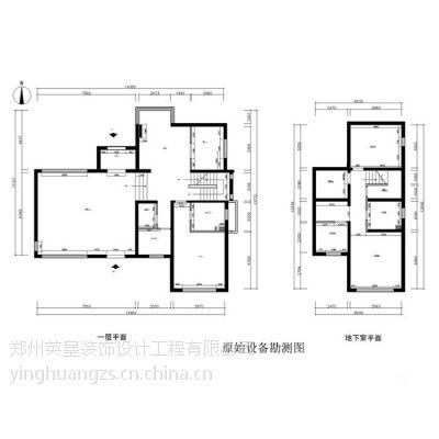 郑州英皇装饰巩义中式别墅装修设计效果图