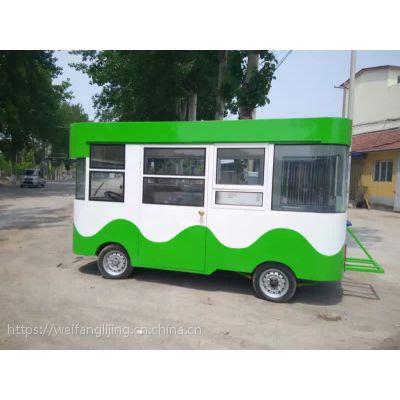 电动小吃车美食餐车