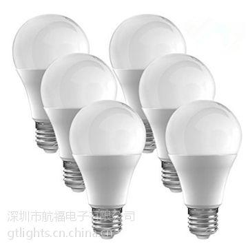 GTLIGHTS厂家批发零售led球泡灯,9Wled球泡,亮度高,光效好,超长寿命