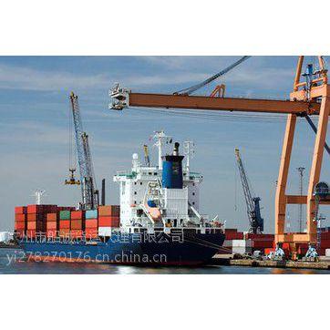 防城港到山东滨州走海运要多少钱几天时间到
