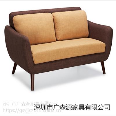 懒人布艺沙发定做:15994754251 广森源供应小户型咖啡厅休闲沙发