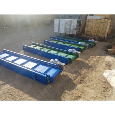 咸阳电动滚筒输送机 煤粉管链输送机 润丰 带式输送机