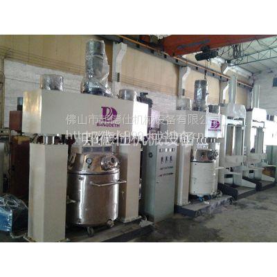 邦德仕供应有机硅胶生产设备 化工强力分散机