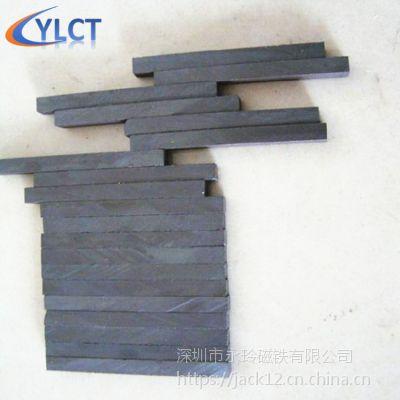供应方形磁铁黑色磁石Y30铁氧体磁铁永久磁铁【高品质】