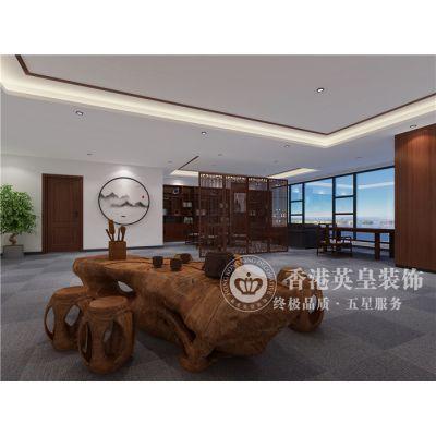 郑州东方建正中心办公室装修设计